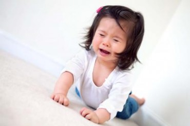 Why Toddlers Throw Temper Tantrums